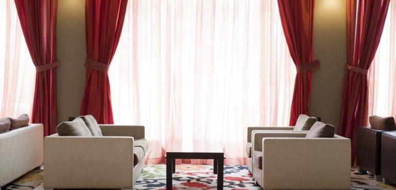 מלון לאונרדו נגב באר שבע – מתחם הלובי במלון לאונרדו נגב