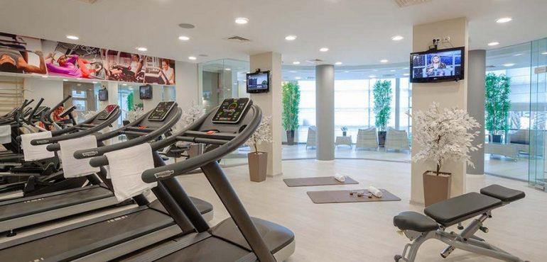 מלון לאונרדו פלאזה אשדוד – חדר כושר