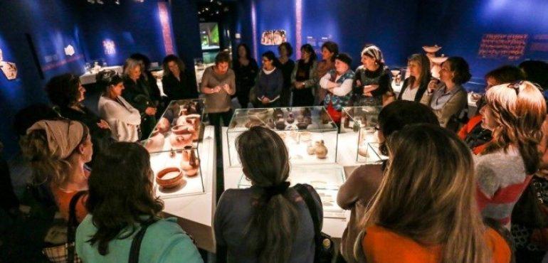 מלון לאונרדו פלאזה אשדוד – מוזיאון לתרבות הפלישתים