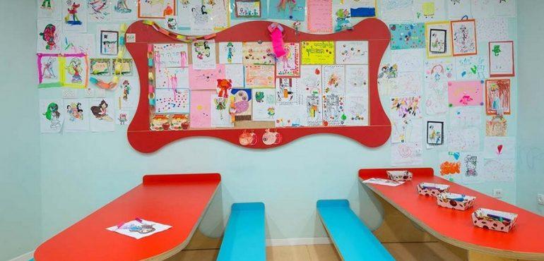 מלון לאונרדו פלאזה אשדוד – מועדון ילדים