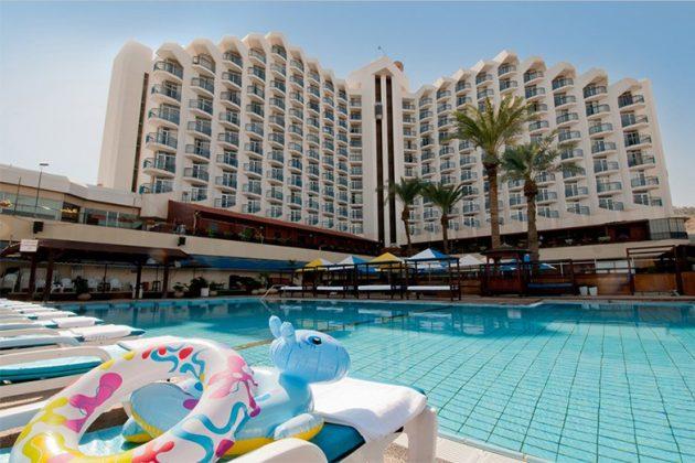 מלון לאונרדו קלאב טבריה הכל כלול טבריה