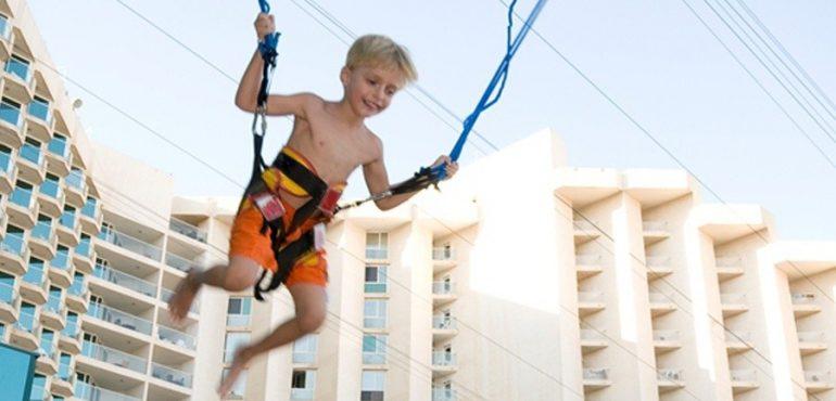 מלון לאונרדו קלאב הכל כלול ים המלח – אטרקציות ואקשן לכל המשפחה
