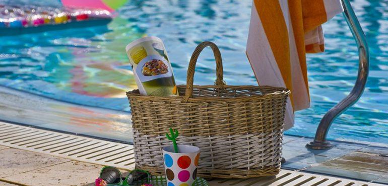 מלון לאונרדו קלאב הכל כלול ים המלח – בריכת שחייה חיצונית גדולה