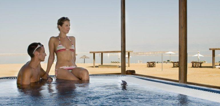 מלון לאונרדו קלאב הכל כלול ים המלח – ג'קוזי