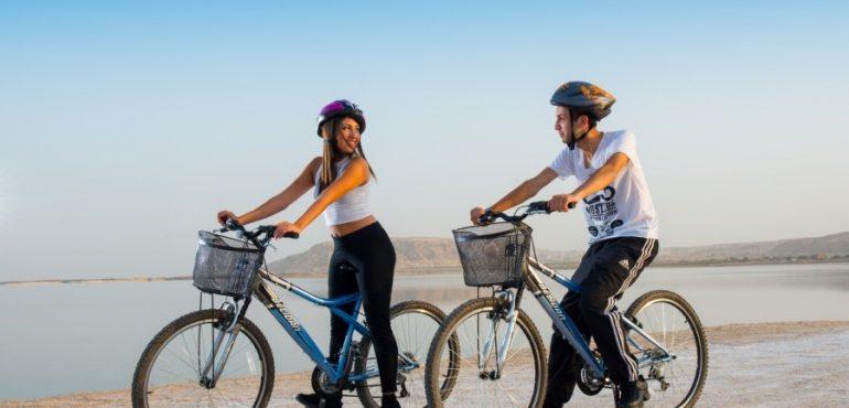 מלון לאונרדו קלאב הכל כלול ים המלח – השכרת אופניים