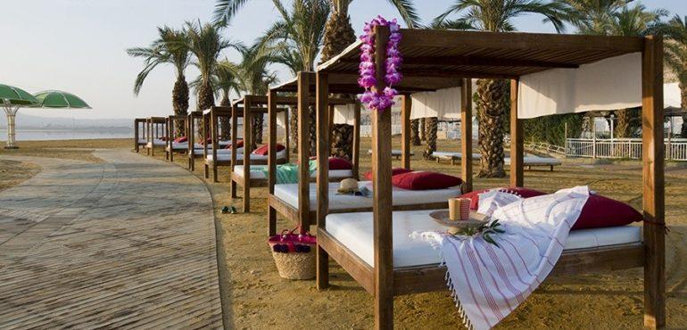 מלון לאונרדו קלאב הכל כלול ים המלח – חוף יפהפה ומושקע צמוד למלון