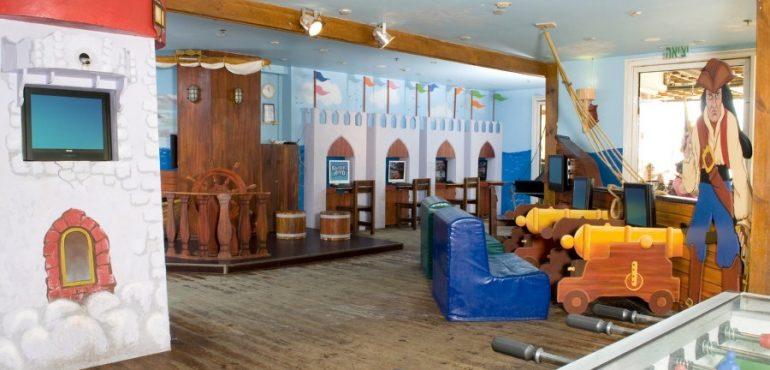 מלון לאונרדו קלאב הכל כלול ים המלח – מועדון נוער