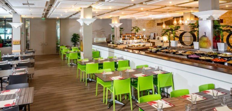 מלון לאונרדו קלאב הכל כלול ים המלח – מסעדת המלון