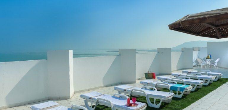 מלון לאונרדו קלאב הכל כלול ים המלח – סולריום