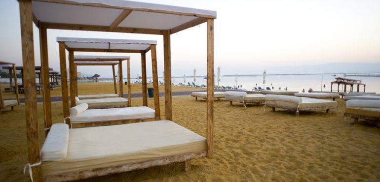 מלון לאונרדו קלאב הכל כלול ים המלח – פינות שאנטי על החוף