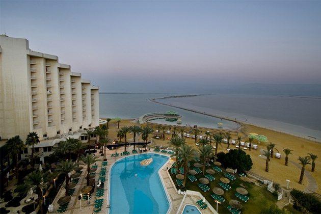 מלון לאונרדו קלאב הכל כלול ים המלח