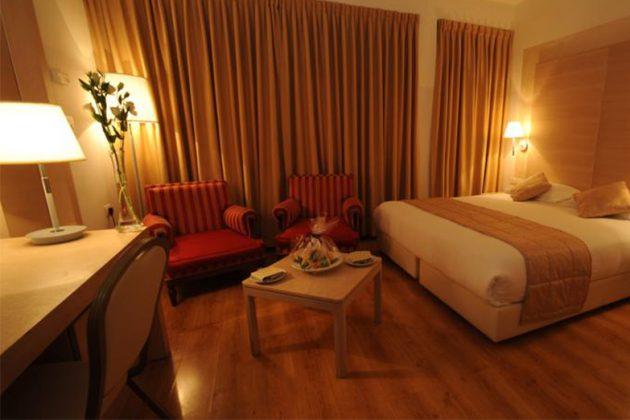 מלון לגאסי ירושלים