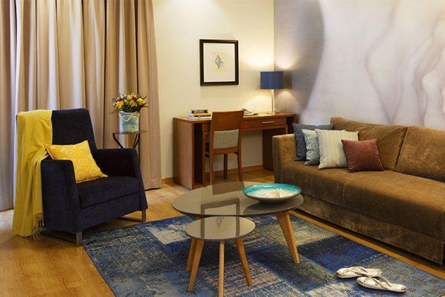 מלון לוסקי תל אביב
