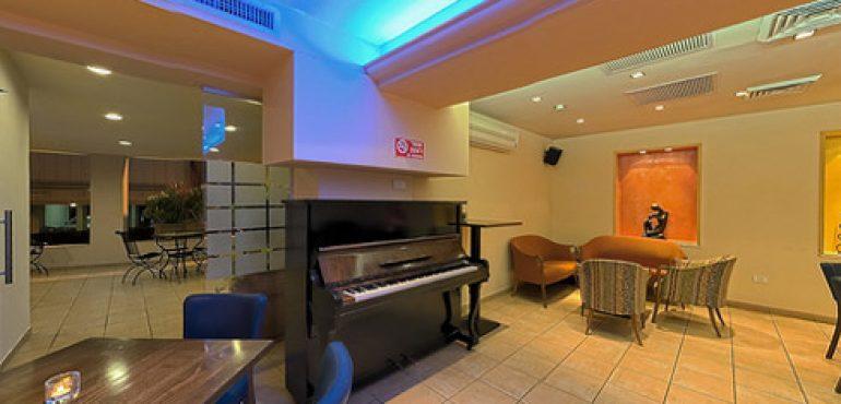 מלון מצפה ים נתניה – לובי המלון