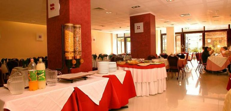 מלון מרגוע נתניה – חדר אוכל