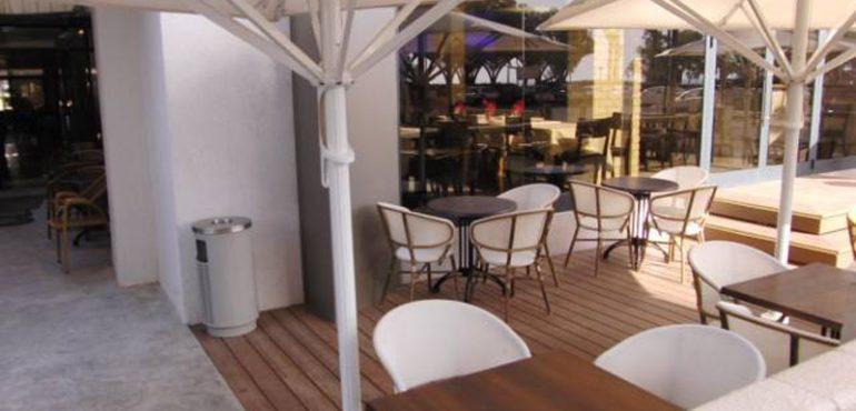 מלון מרגוע נתניה – מרפסת המלון