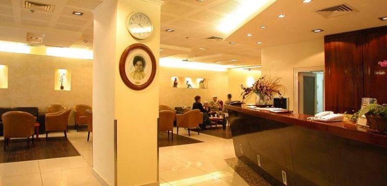 מלון מרגוע נתניה – קבלה
