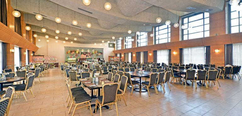 מלון משכנות רות דניאל תל אביב – אולם השדרה