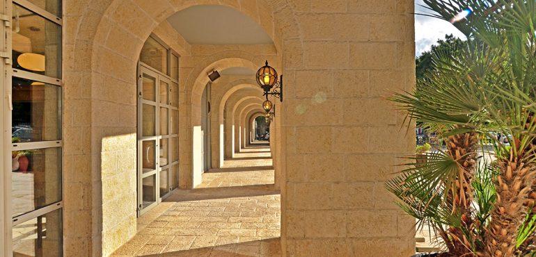 מלון משכנות רות דניאל תל אביב