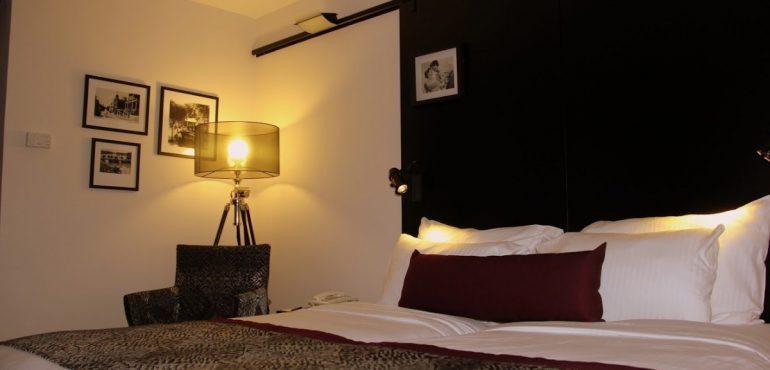 מלון סינמה תל אביב – חדר זוגי או טווין