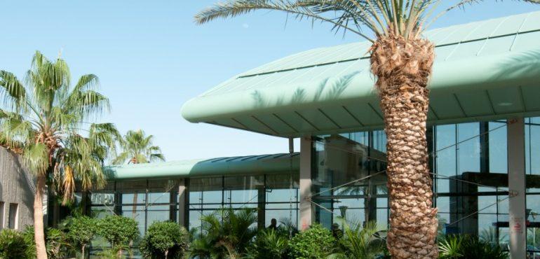 מלון ספא קלאב ים המלח – אזור הבריכה