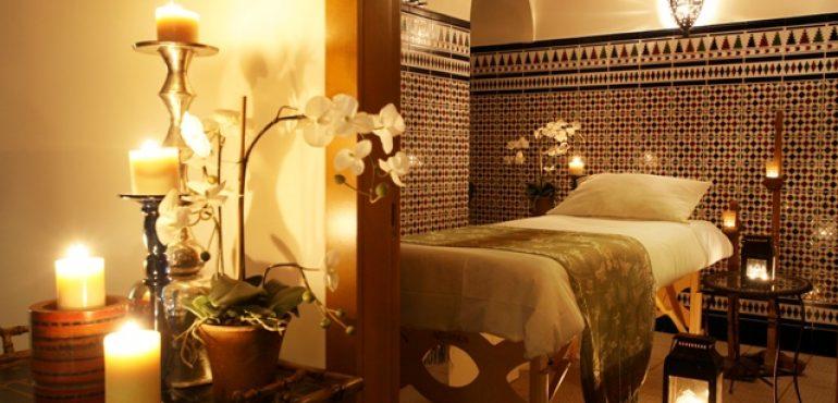 מלון ספא קלאב ים המלח – חדר טיפולים