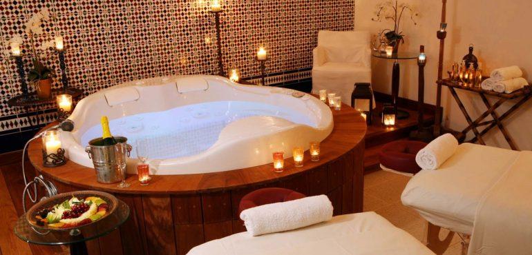 מלון ספא קלאב ים המלח – סוויטות ספא עם ג'קוזי לעיסויים זוגיים