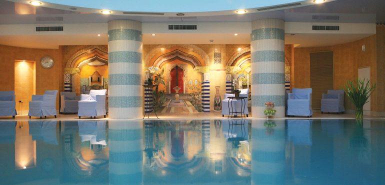מלון ספא קלאב ים המלח – ספא