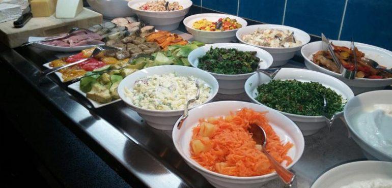 מלון עדן חיפה – ארוחת בוקר
