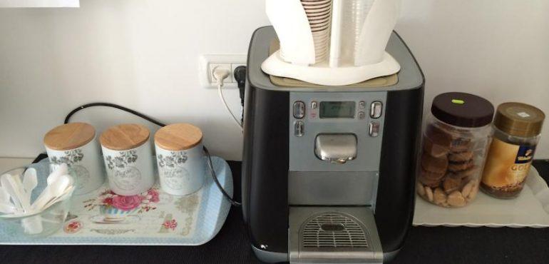 מלון עדן חיפה – פינת קפה