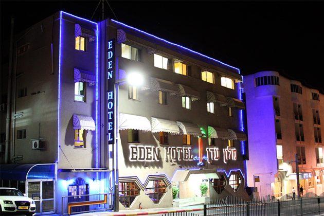מלון עדן טבריה