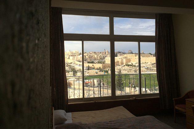 מלון פנורמה ירושלים