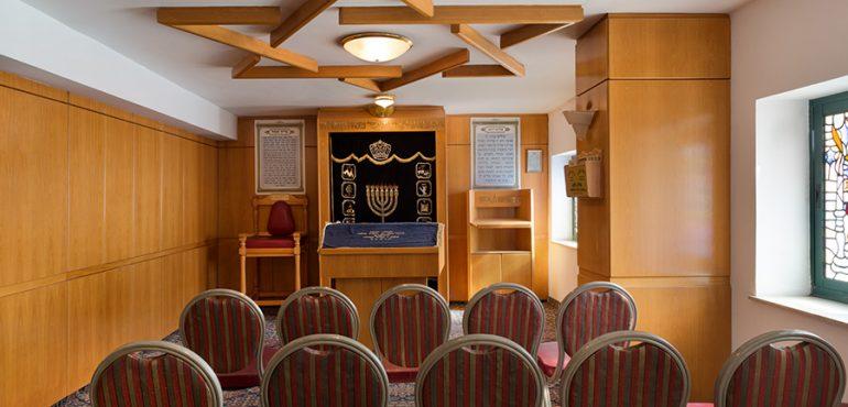 מלון פרימה המלכים ירושלים – בית כנסת