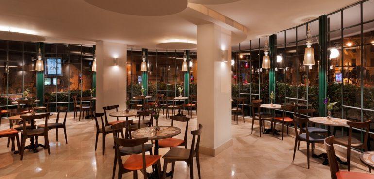 מלון פרימה המלכים ירושלים – לובי בר