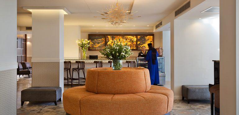 מלון פרימה המלכים ירושלים – לובי