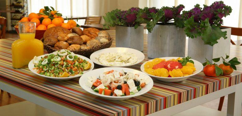 מלון פרימה סיטי תל אביב – חדר אוכל
