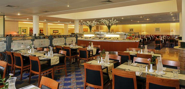 מלון קיסר פרמייר אילת – חדר אוכל אלמוג
