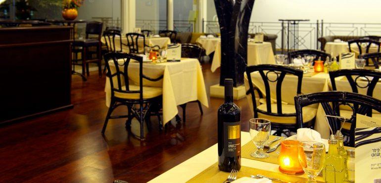 מלון קיסר פרמייר אילת – מסעדת פפה