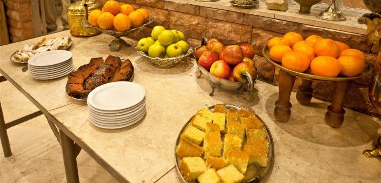 מלון קלאב רמון מצפה רמון – חדר אוכל