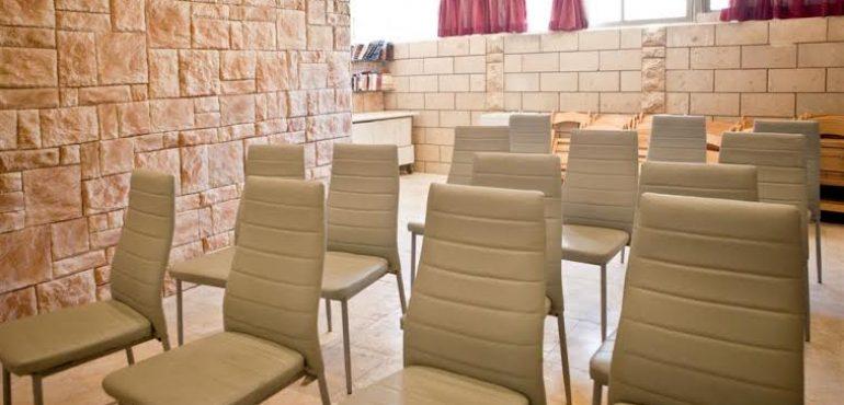 מלון קלאב רמון מצפה רמון – חדר כנסים