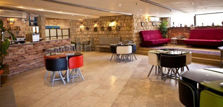 מלון קלאב רמון מצפה רמון – לובי המלון