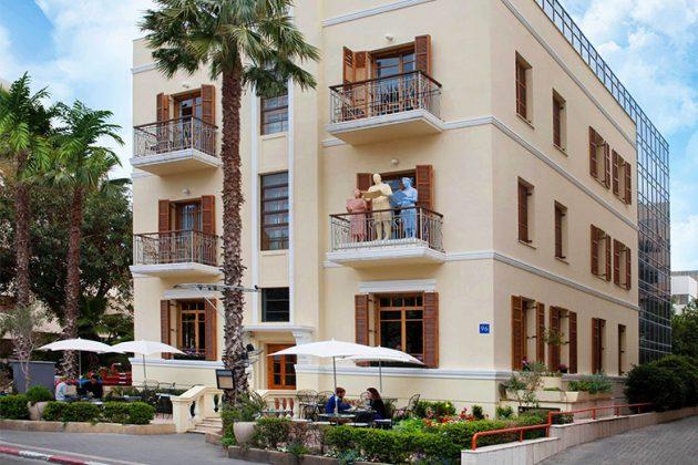 מלון רוטשילד תל אביב