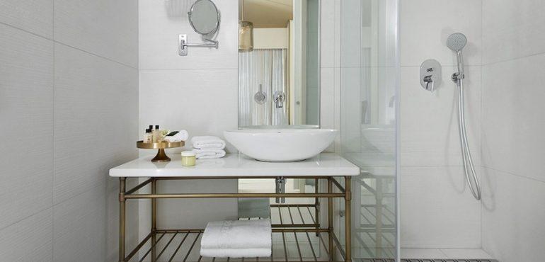 מלון רוטשילד 22 תל אביב – אמבטיה בחדר