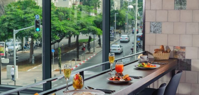 מלון רוטשילד 22 תל אביב – ארוחת בוקר מפנקת