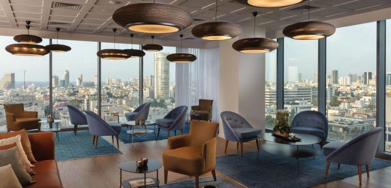 מלון רוטשילד 22 תל אביב – טרקלין עסקים