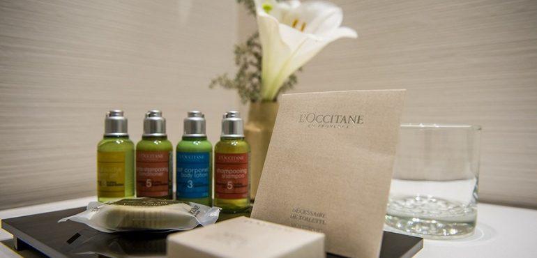 מלון רוטשילד 22 תל אביב – מוצרי טיפוח מבית L'OCCITANE
