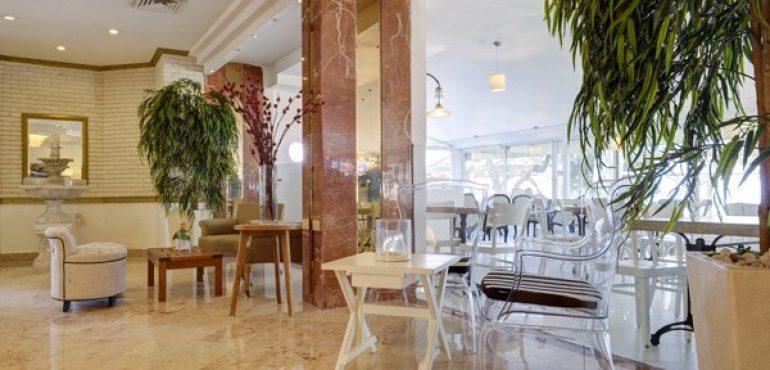 מלון רזידנס ביץ' נתניה – לובי
