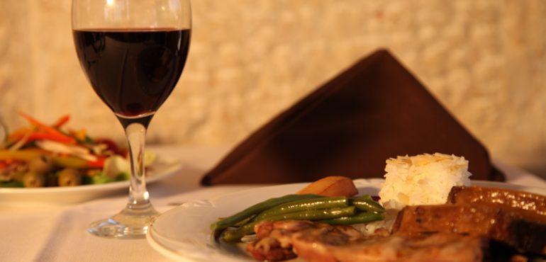 מלון רמדה ירושלים – ארוחת ערב