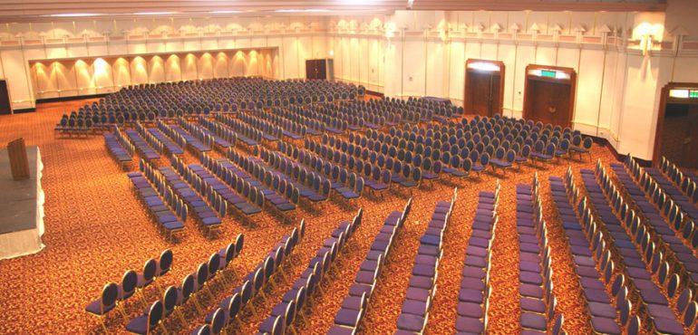מלון רמדה ירושלים – האולם הגדול