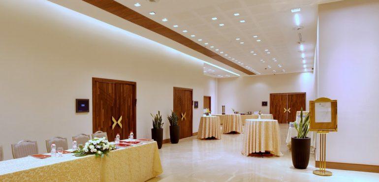 מלון רמדה ירושלים – טרקלין בת שבע